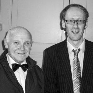 James McCabe and Jim Shepherd
